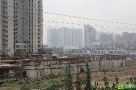 北湖十六峯工地实景图(2016.10.1)