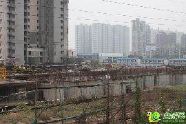 北湖十六峯工地实景图(2016.10.28)
