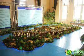 澜湾项目沙盘(2016.10.5)