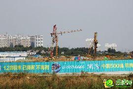 澜湾项目施工现场(2016.10.5)