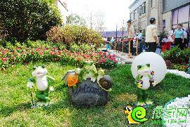 碧桂园天玺园林实景图(2016.10.9)