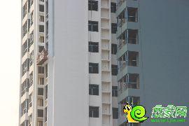 盛锦花园1#楼实景(2016.10.21)