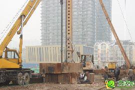 荣盛·锦绣兰庭工地实景图(2016.11.7)