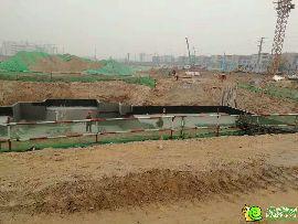 万浩新城工地实景图(2016.11.19)