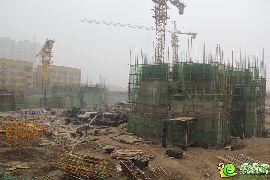 安联钓鱼台壹号实景图(11.20)