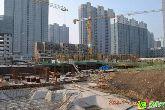万浩俪城东区实景图(11.16)