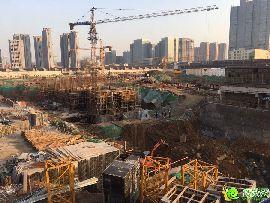 恒大·翡翠华庭实景图(2016.11.23)