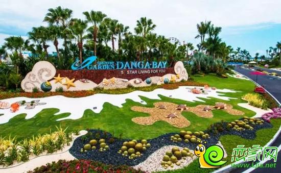 打造假日半岛高尔夫球会,均安碧桂园高尔夫俱乐部,十里银滩,金海湾