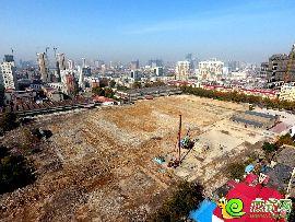 瑞城工地实景图(2016.11.11)