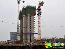 萬浩紅璽城工地實景圖(2016.11.22)