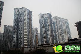 锦绣江南三期实景图(2016.11.19)