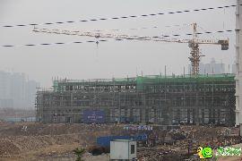 北湖十六峯工程实景(12.24)