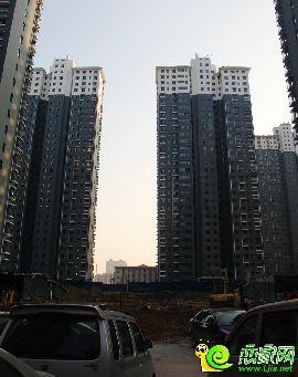 锦绣江南三期实景图(2016.12.02)
