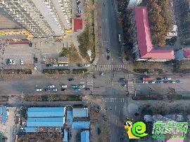 盛锦花园航拍实景(2016.12.04)