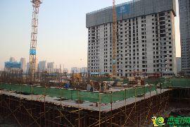 万浩俪城东区实景(1.13)