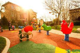 园区小广场