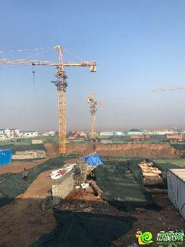 万浩红玺城工地实景图(12.22)