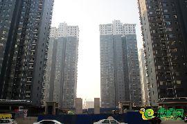 锦绣江南9#、10#实景图(2017.1.13)