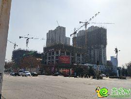 阳光新卓广场实景(2017.02.24)