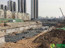 锦绣兰庭工地实景(2017.2.26)
