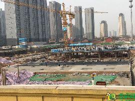 万浩俪城东区实景(2.26)