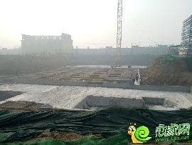 萬浩紅璽城工地實景圖(2017.2.5)