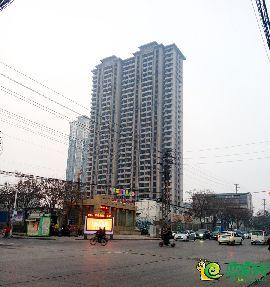 盛锦花园4#实景(2017.2.4)