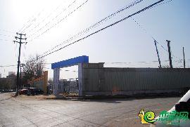 荣盛城工地实景图