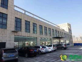 华北汽车城产业中心大楼(2017.3.4)