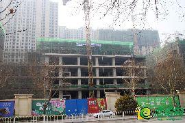 阳光新卓广场实景(2017.3.18)