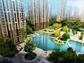 东部美的城景观图