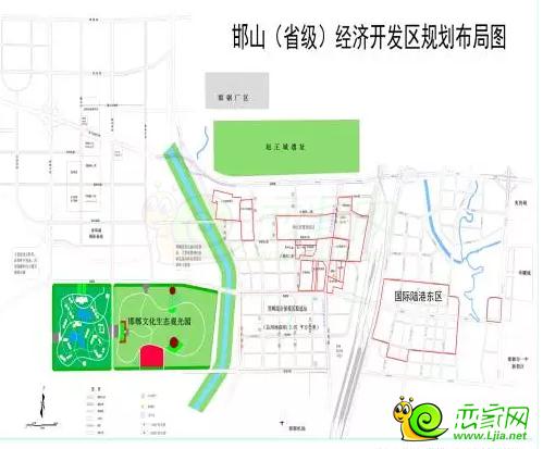河北邯山(省级)经济开发区规划亮相