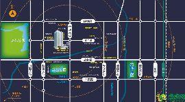 慧谷大厦区位图