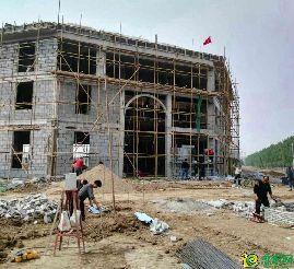 萬浩鳳凰臺實景圖