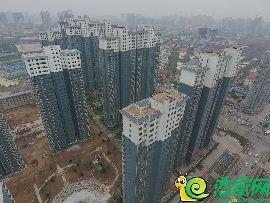 锦绣江南航拍图(2017.4.11)