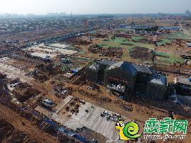 东部美的城实景图(2017.5.18)