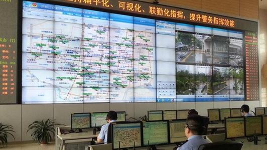 邯郸主城区构建三网合一 体现社会治安防控体系