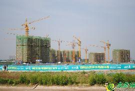 澜湾施工实景(2017.5.13)