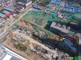 锦绣江南四期航拍实景(2017.5.25)