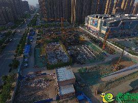 糖人街西区航拍实景(2017.5.25)
