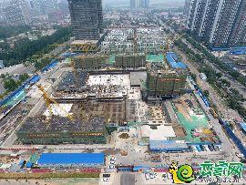 锦绣兰庭航拍实景图(2017.6.19)