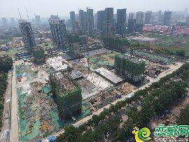 金百合北区航拍实景图(2017.6.19)