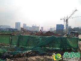 梧桐林语工地实景图(2017.6.24)