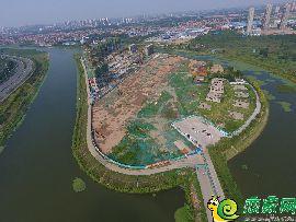 澜湾航拍实景图(2017.6.28)