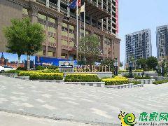 铂尔缦国际公馆实景图(2017.6.28)