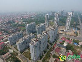 东方新城航拍图(2017.7.5)
