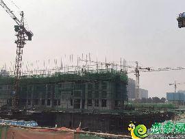 錦尚龍城工地實景圖(2017.7.5)