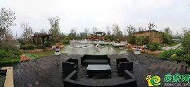 荣盛城园林示范区实景图