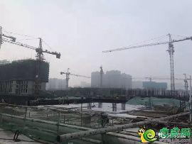 錦尚龍城工地實景圖(2017.7.26)