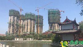 柳林國粹嘉苑工地實景圖(2017.7.11)